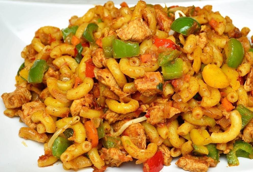 Jalfrezi Macaroni Recipe Shireen Anwer Cooking Queen