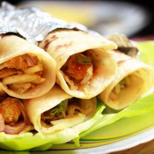 Chicken Bihari Roll Recipe