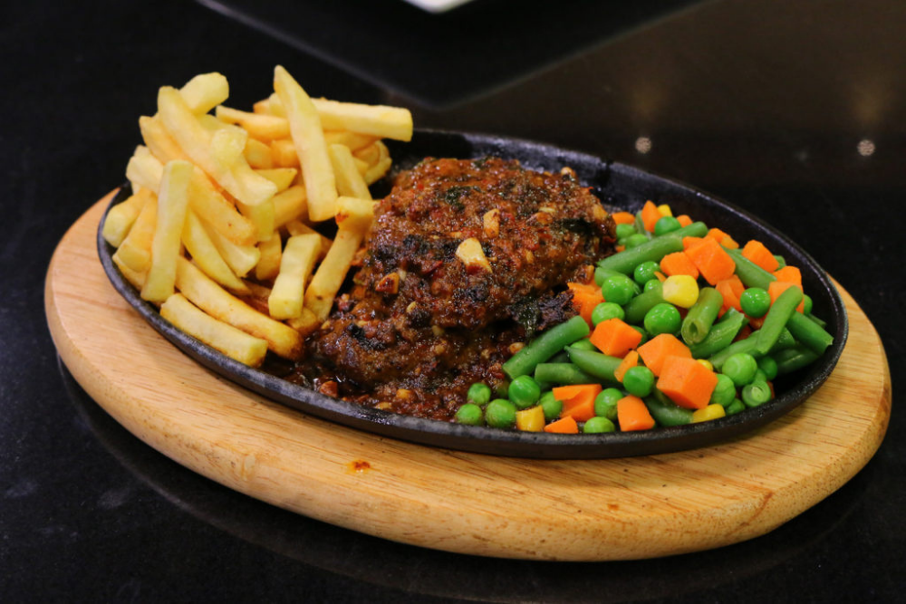 Moroccan Steak Recipe