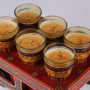 Zafrani Chai Recipe