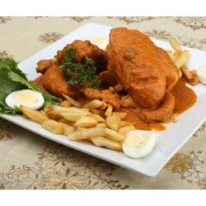 Royal Chicken Recipe