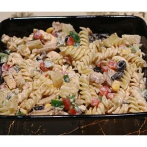 Grilled Chicken and Pasta Salad Recipe