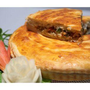 Italian Priazo Pie Recipe