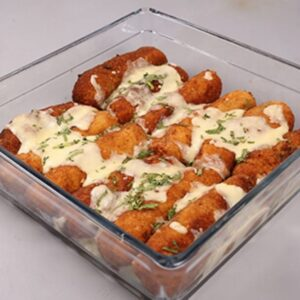 Mayonnaise Chicken Cheese Candy Recipe