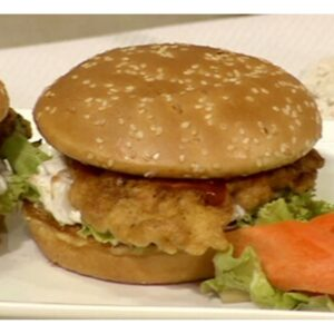 Fried Chicken Sandwich Recipe